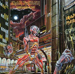 Iron Maiden: Somewhere In Time (LP) - Bild 2