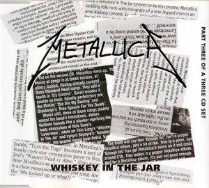 Metallica: Whiskey In The Jar (Single-CD) - Bild 1