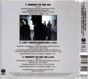 Metallica: Whiskey In The Jar (Single-CD) - Bild 2