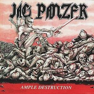 Jag Panzer: Ample Destruction (LP) - Bild 1