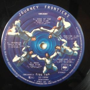 Journey: Frontiers (LP) - Bild 4