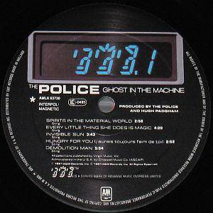 The Police: Ghost In The Machine (LP) - Bild 2