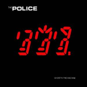 The Police: Ghost In The Machine (LP) - Bild 1