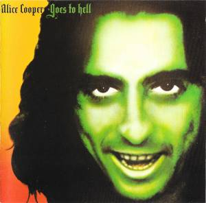 Alice Cooper: Alice Cooper Goes To Hell - Cover