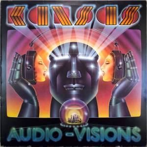 Kansas: Audio-Visions (LP) - Bild 1
