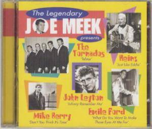 Cover - Screaming Lord Sutch & The Savages: Legendary Joe Meek Presents..., The