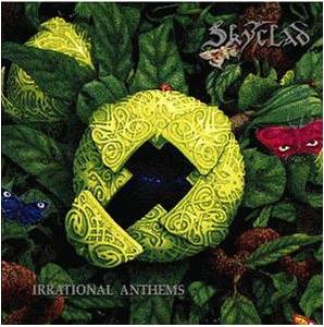 Cover - Skyclad: Irrational Anthems
