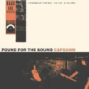 Cover - Capdown: Pound For The Sound
