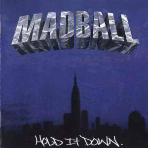 Cover - Madball: Hold It Down