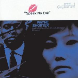Wayne Shorter: Speak No Evil - Cover