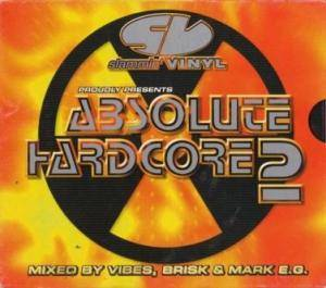 Cover - Extreme Trax: Slammin' Vinyl Proudly Presents Absolute Hardcore 2