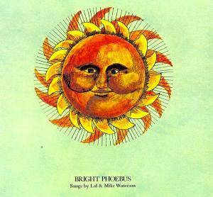 Lal & Mike Waterson: Bright Phoebus - Cover