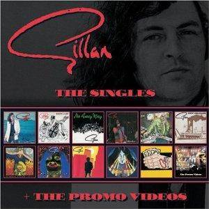 Gillan: Singles & The Promo Videos, The - Cover