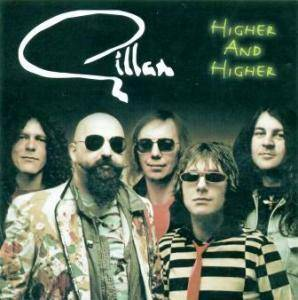 Gillan: Higher And Higher - Cover