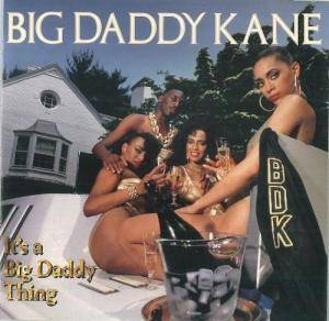 Cover - Big Daddy Kane: It's A Big Daddy Thing