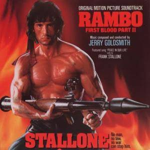 Jerry Goldsmith: Rambo: First Blood - Part II (CD) - Bild 1
