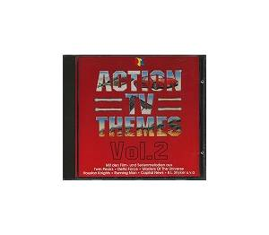 Cover - Jerry Goldsmith: Action TV Themes Vol. 2