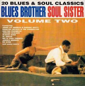 Cover - Judy Clay & William Bell: Blues Brother, Soul Sister Volume 2