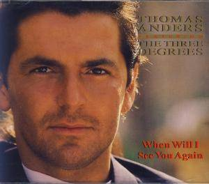 Thomas Anders Feat. The Three Degrees: When Will I See You Again - Cover