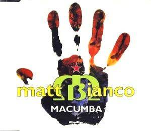 Matt Bianco: Macumba - Cover