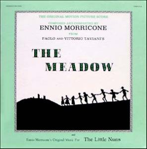 Cover - Ennio Morricone: Meadow - The Little Nuns, The