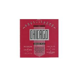 House Sound Of Chicago - Chicago Trax, The - Cover