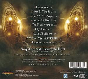 Vanden Plas: The Seraphic Clockwork (CD) - Bild 2