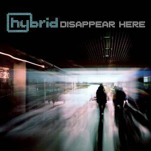 Cover - Hybrid: Disappear Here