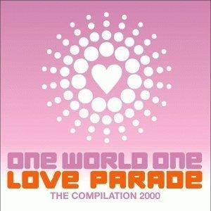 Cover - Sonic: Love Parade 2000 Compilation