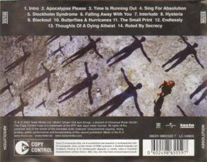 Muse: Absolution (CD) - Bild 3