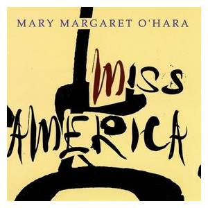 Mary Margaret O'Hara: Miss America - Cover