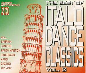 Best Of Italo Dance Classics Vol. 2, The - Cover