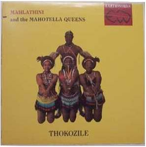 Cover - Mahlathini & The Mahotella Queens: Thokozile