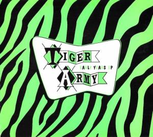 Cover - Tiger Army: Early Years EP