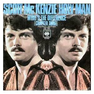 Scott McKenzie: Holy Man - Cover