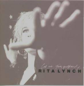 Cover - Rita Lynch: Call Me Your Girlfriend