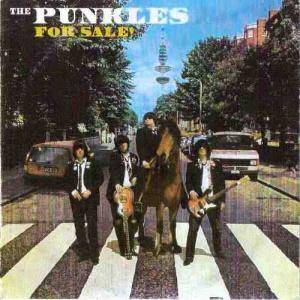 Cover - Punkles, The: For Sale