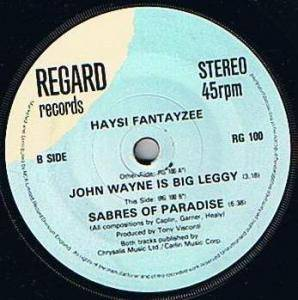 "Haysi Fantayzee: John Wayne Is Big Leggy (7"") - Bild 3"
