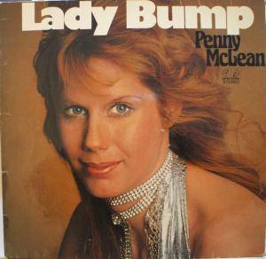 Cover - Penny McLean: Lady Bump