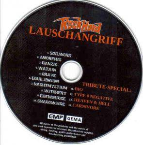 Rock Hard - Lauschangriff Vol. 005 (CD) - Bild 3