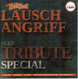 Rock Hard - Lauschangriff Vol. 005 (CD) - Bild 1