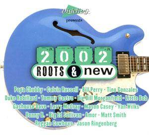 Cover - Larry McCray: 2002 Roots & New