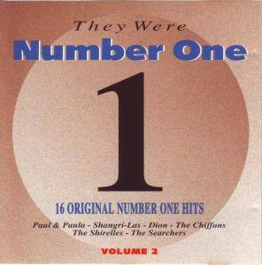 They Were Number One 1 ~ Vol. 2 - Cover