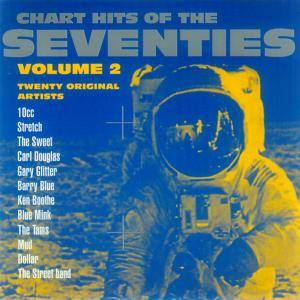 Chart Hits Of The Seventies Volume 2 - Cover