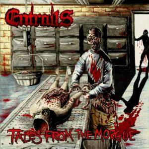 Entrails: Tales From The Morgue - Cover