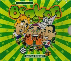 Cover - Los Bonitos: Bonkers 4 - World Frenzy