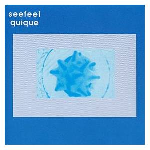 Seefeel: Quique - Cover