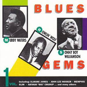 Blues Gems - Cover