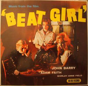 Cover - John Barry: Beat Girl