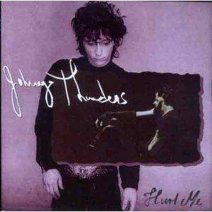 Johnny Thunders: Hurt Me - Cover